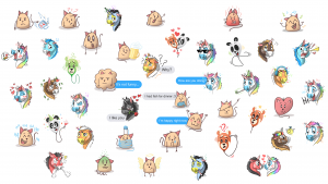 Stickers - iOS10